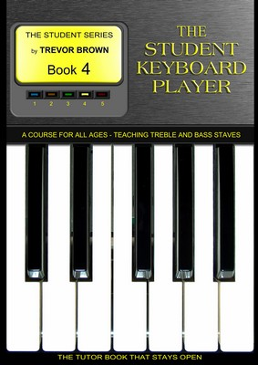 The Student Keyboard Player Book 4